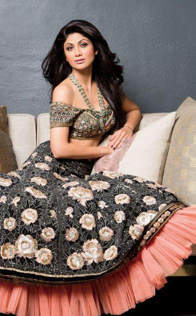 Shilpa Shetty for Hi Blitz magazine photos-stills 2014