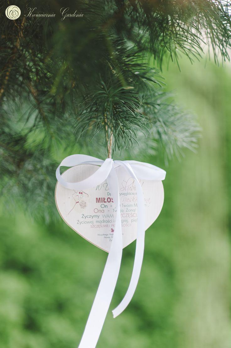 wedding ideas, love heart