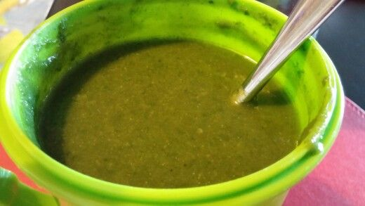Slimming World Cauliflower, broccoli and spinach soup ...