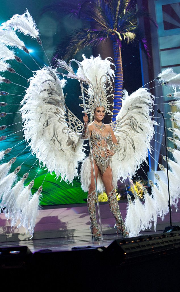 Miss Argentina from 2014 Miss Universe National Costume ...