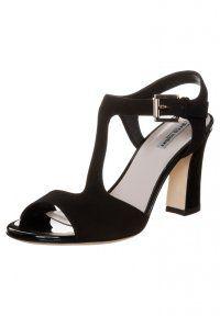 Gianna Meliani - Højhælede sandaletter / Højhælede sandaler - nero