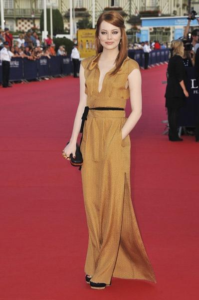 Emma Stone looking absolutely stunning