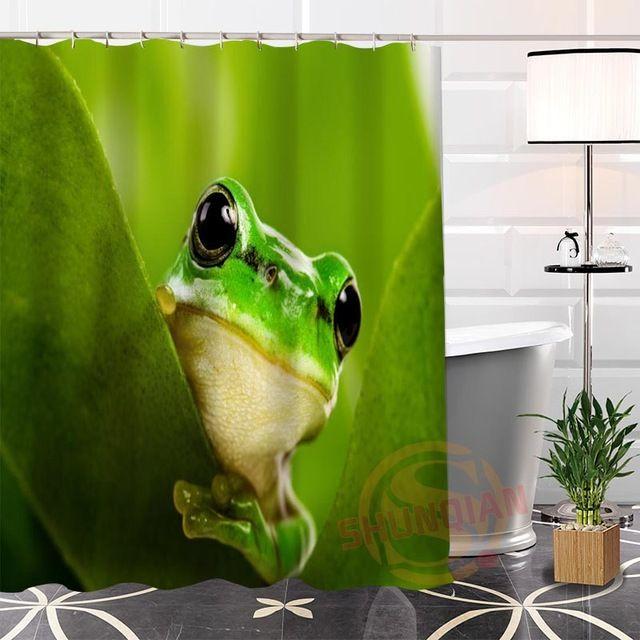 Les 25 meilleures id es de la cat gorie rideaux verts sur for Rideau de douche moderne