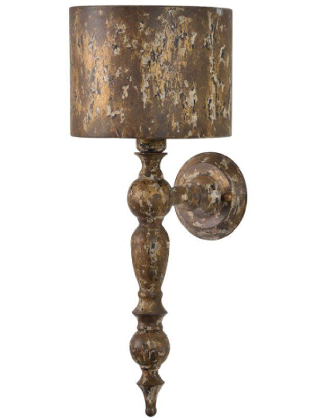 Rustic Metal Wall Sconce Shabby Chic Frames Shabby Chic Bedrooms Shabby Chic Living Room