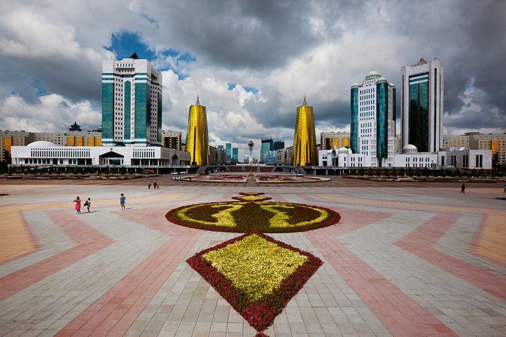 Focus sur Astana, la capitale grandiose, futuriste et tape-à-l'oeil du Kazakhstan - National Geographic France