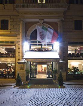 Cosmopolita Hotel Rome