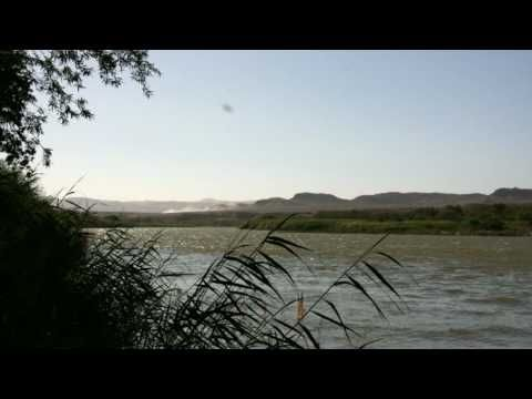 Orange River, South Africa - YouTube