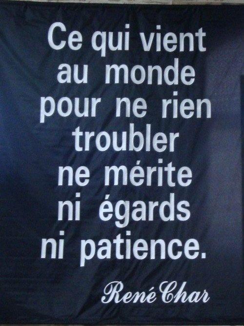 #RenéChar.