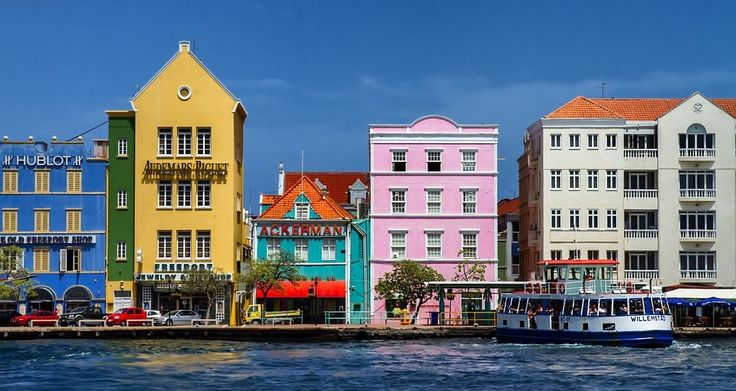 Flights from Portland, USA to Curacao from only $382 roundtrip