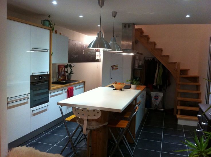 9 best Maison bois images on Pinterest Before after and Kitchen