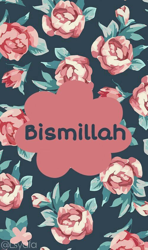 First post, Bismillah  #islam#moslem  @Lsyafa