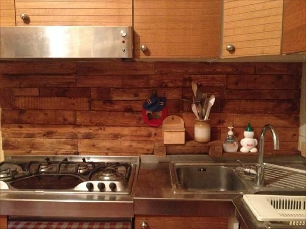 Everyone Wants To Make His Room Well Decorate And More Beautiful, You Can  Do This Pallet Wall Decor Ideas At Lower Budget Using Old Recycled Pallet  Wood.
