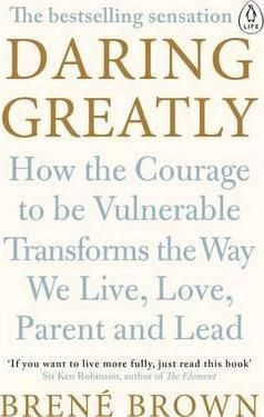 Books     https://www.bookdepository.com/Daring-Greatly-Brene-Brown/9780241257401/?a_aid=clairekcreations