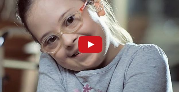"""GONE VIRAL: A mom, who just found out her baby will have Down Syndrome, asked, """"What kind of life with my child have?""""  They replied with this video. You will never forget it, I'm speechless."""