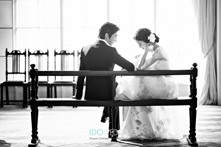 Korean Wedding Photography.