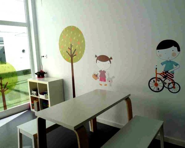 34 best murales habitaciones infantiles kids wallpaper - Habitaciones decoradas para ninos ...