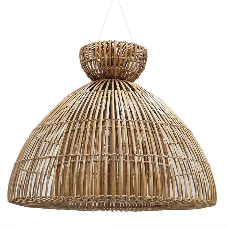 Palecek Bahamas Hanging Pendant | Dome | Pendants | Lighting | Candelabra, Inc.