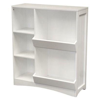 Riverridge Kids Storage Cabinet W 2 Veggie Bins White Opens In A New Window 85 Target For