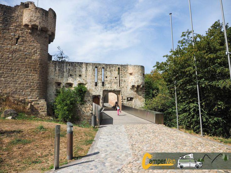 Ruta de los Cinco Castillos, Alsacia