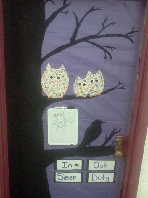 8 best Floor Theme - Owls images on Pinterest   Owls, Owl ...