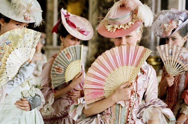 Marie Antoinette (2006): Film, Kirsten Dunst, Fashion, Marie Antoinette, Fans, Movies, Costume