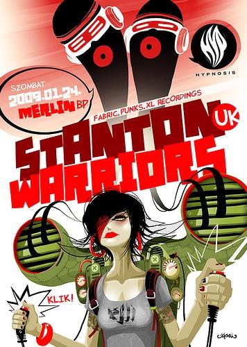Stanton Warriors No.02