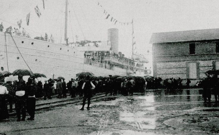 [Ottoman Empire] Salonica Visit of Sultan Mehmed V, 1911 [Thessaloniki, Greece] [Sultan Reşad'ın Selanik Ziyareti] (7)   by OTTOMAN IMPERIAL ARCHIVES