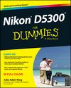Nikon D5300 For Dummies Cheat Sheet