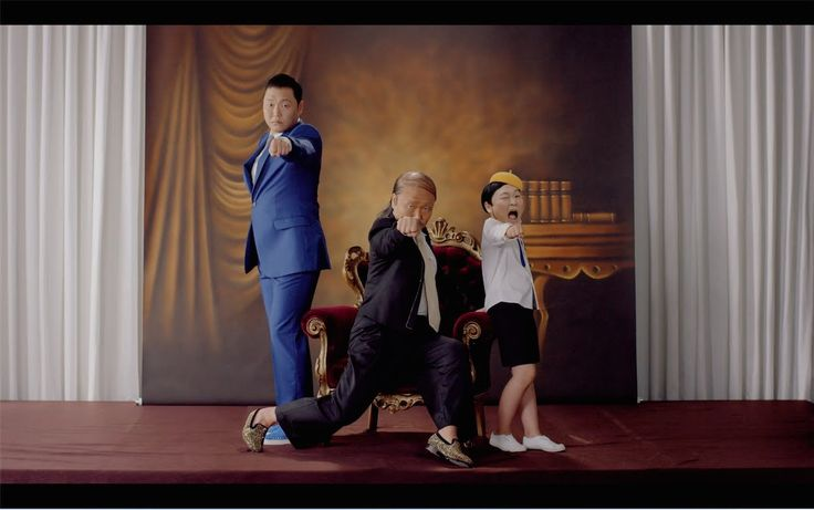 PSY - DADDY(feat. CL of 2NE1) M/V You've to watch this. PSY has done it AGAIN!!!!