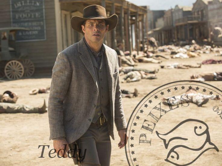 Teddy - Peixes  #Westworld