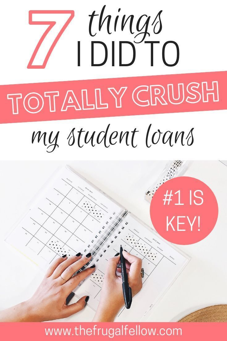 7 Creative Ways to Pay Off Student Loans