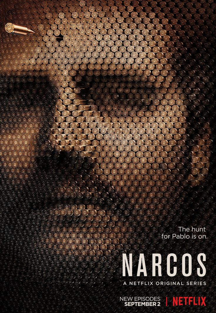 Netflix / Narcos: Narcos Season 2, Bullet Face | Ads of the World™