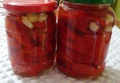 kırmızı biber konservesi nasıl yapılır
