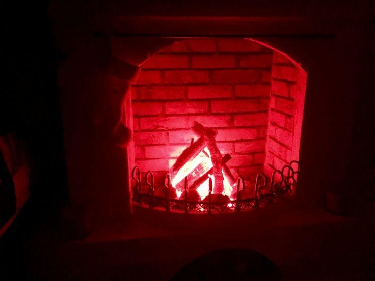 эффект огня