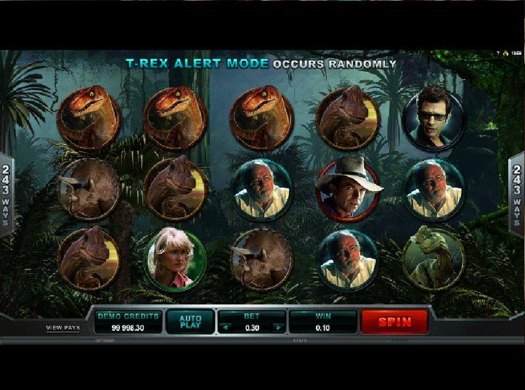 Výherné automaty  Jurassic Park (Jurský Park) - Kto by si nepamätal svetoznámy film z roku 1993 Jurský Park? Určite ste o ňom aspoň počuli, ak nie videli, a práve výherný automat Jurassic Park (Jurský Park) Vám pripomenie tento film ocenený troma oskarmi. #HracieAutomaty #VyherneAutomaty #Jackpot #Vyhra #JurskyPark #JurassicPark - http://www.hracie-automaty.co/sloty/vyherne-automaty-jurassic-park-jursky-park