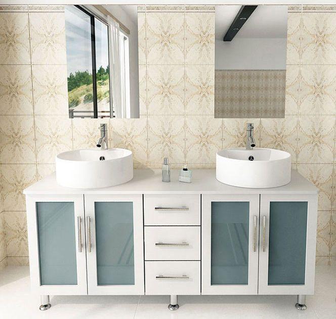 Más de 1000 ideas sobre Baño De Doble Lavabo en Pinterest ...
