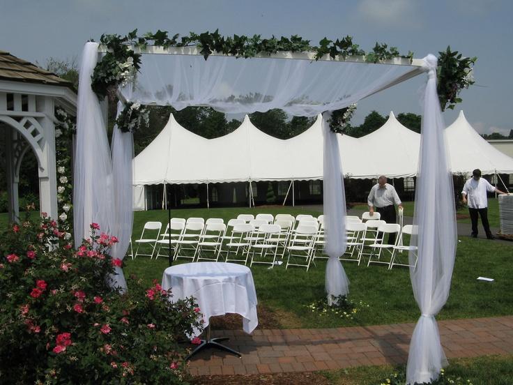 Trellis Outdoor Wedding Ceremonies: Best 25+ Outdoor Wedding Arbors Ideas On Pinterest