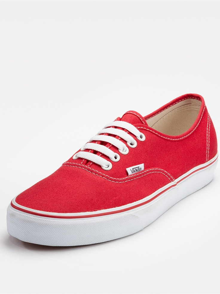 Vans Authentic Mens Plimsolls | Very.co.uk