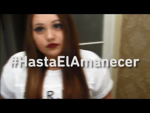 Hasta el amanecer - Nicky Jam Cover By Susan Prieto