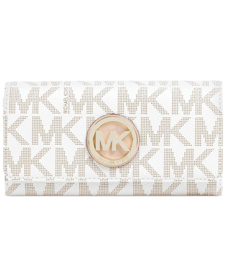 MICHAEL Michael Kors Fulton Carryall Wallet - Wallets & Wristlets - Handbags & Accessories - Macy's
