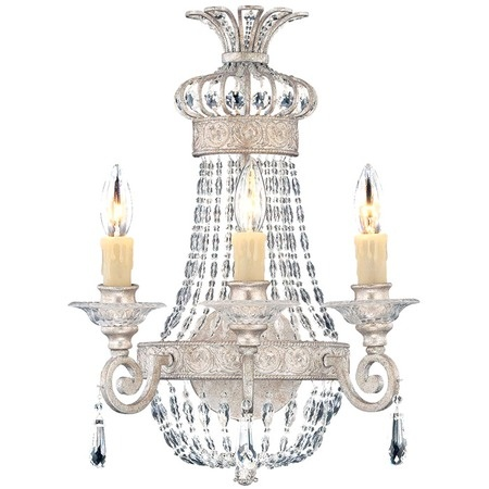 Joss And Main Candle Wall Sconces : I pinned this Verona Wall Sconce from the Savoy House event at Joss and Main! For the Home ...