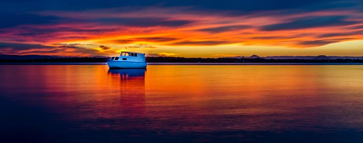 Bribie colour explosion by Kim S on 500px