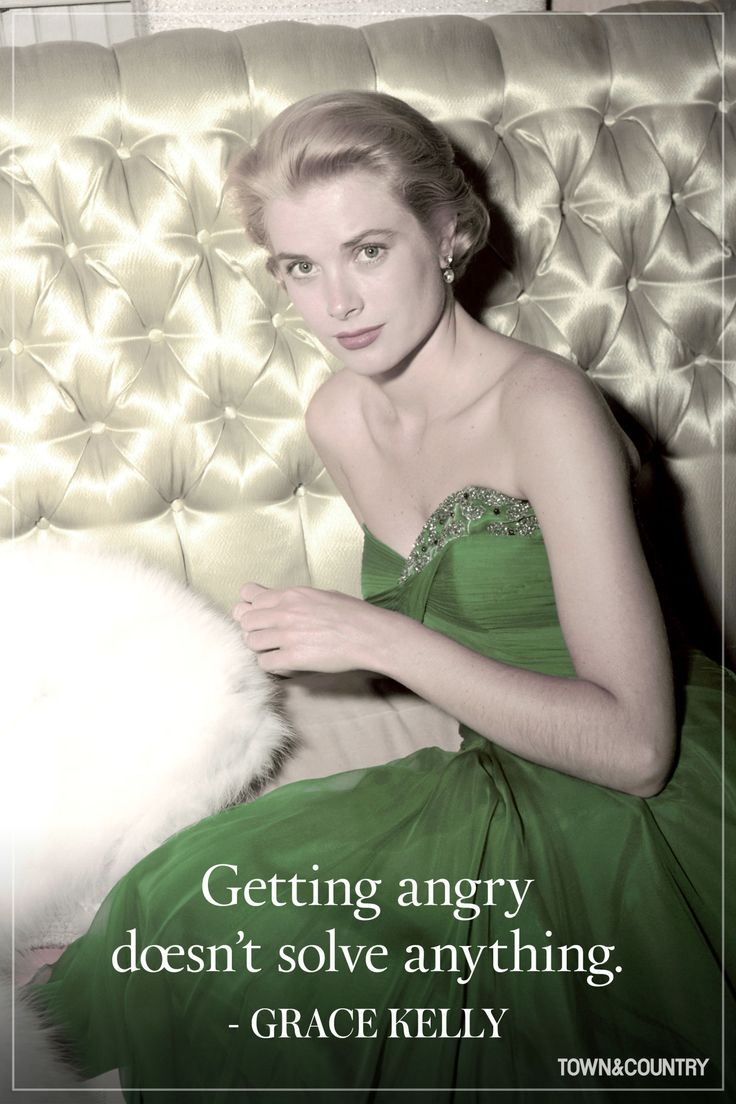 7 Of Our Favorite Grace Kelly Quotes  - TownandCountryMag.com