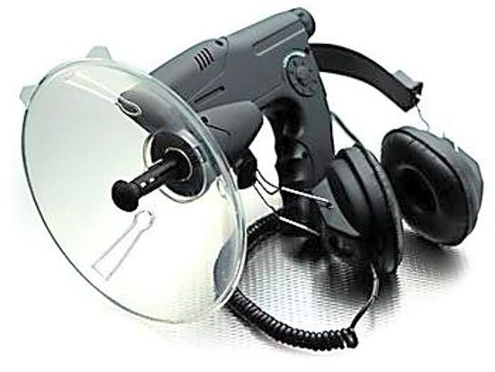Surveillance Gadgets: Listening Device Spy Extreme Sound Listening Loud Voice Recording Best Amplifier BUY IT NOW ONLY: $52.5