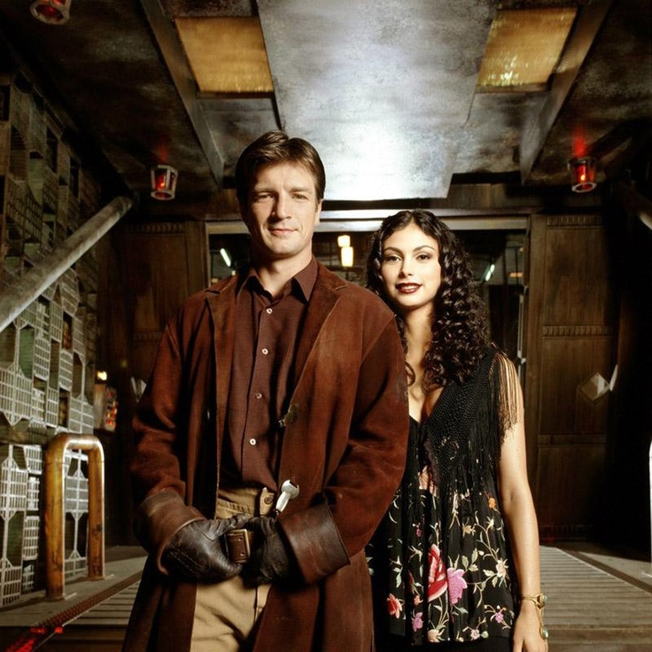 Stay strong, Browncoats! Whedon STILL hasn't given up on Firefly