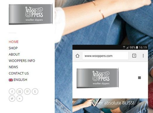 wooppers.com has been upgrated! Better looks and function!