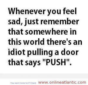 feel sad motivational quote
