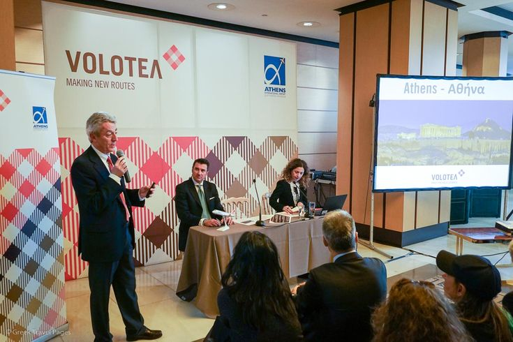 Volotea Announces New Base in Athens