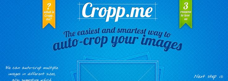 [Tutorial] How To Automatically Crop Images Online - In this tutorial I will how you how to use Cropp.me, free online service which allow you to easily crop your photos completely free without any apps on computer [Click on Image Or Source on Top to See Full News]