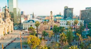 Pacote para Santiago passagens aéreas + hotel + serviços R$ 2.944,62